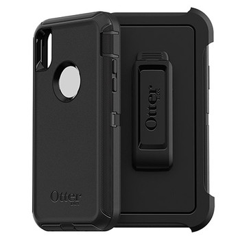 Otter Box Defender Case for iPhone X (Black)