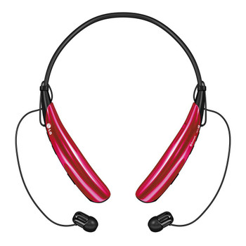 LG Tone Pro HBS-750 Pink Bluetooth Stereo Headset