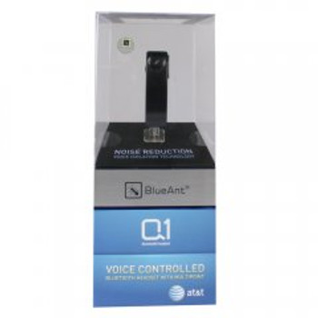 BlueAnt Q1 Voice Controlled Bluetooth Headset Original Packaging