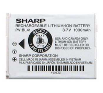Sharp PV-BL41 Battery