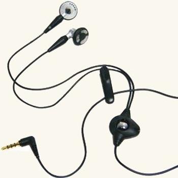 BlackBerry HDW-14322-001 Stereo Headset - Black