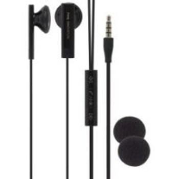 HTC Stereo Headset with Remote Controller (Black) 36H00880-04M