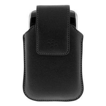 Blackberry Storm Leather  Swivel Holster