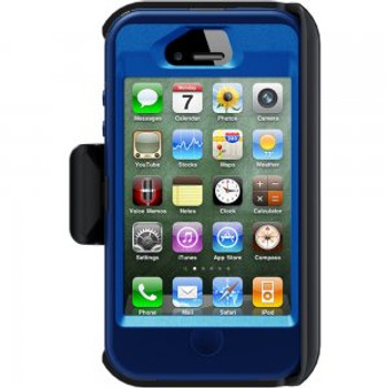 OtterBox Apple Iphone 4s/4 Blue Defender Case