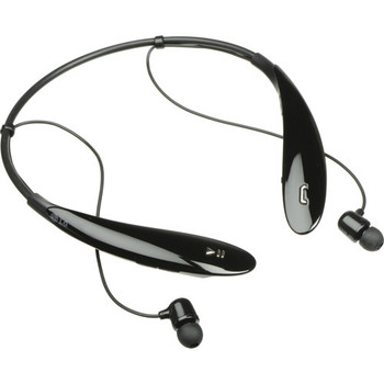 LG HBS-800 Tone Ultra Bluetooth Noise Cancelling Headset Black
