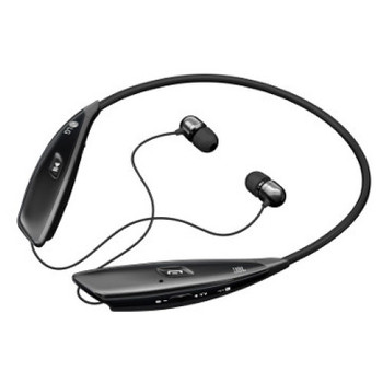 LG HBS-810 Tone Ultra Premium Wireless Bluetooth Stereo Headset (Black)