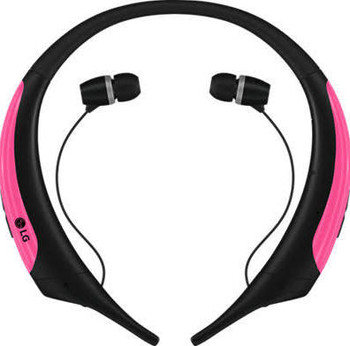 LG HBS-850 Tone Active Bluetooth Stereo Headset (Pink)
