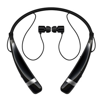 LG Tone Pro HBS-760 Bluetooth Wireless Stereo Headset - Black