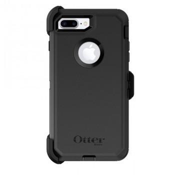 OtterBox iPhone 7/8 Plus Defender Series Case - Black