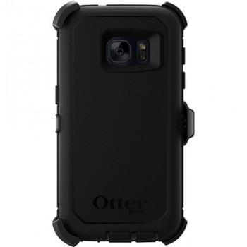 OtterBox Samsung Galaxy S7 Defender Series Case & Holster - Black