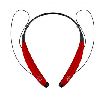 LG HBS-770 TONE PRO Wireless Bluetooth Stereo Headset (Red)