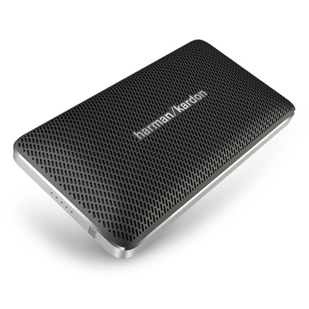 Harman Kardon - Esquire Mini Portable Bluetooth Speaker - Black