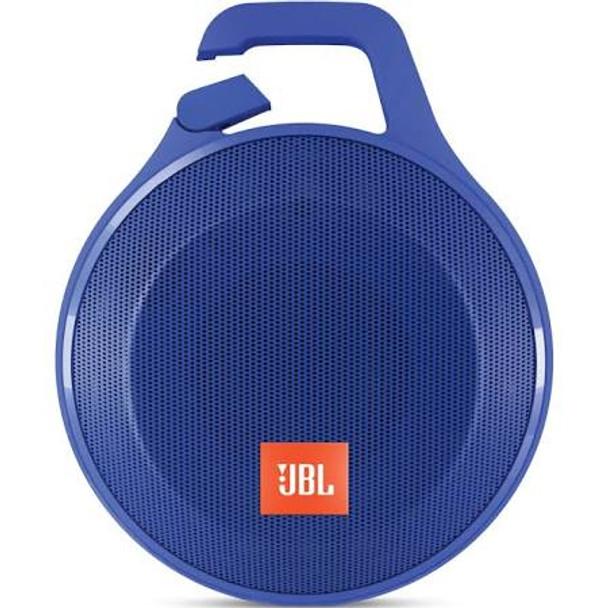 JBL Clip Plus Portable Bluetooth Speaker - Blue