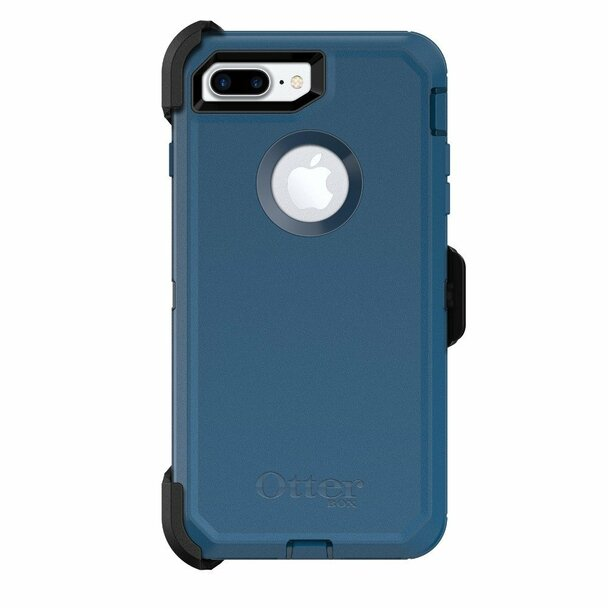 OtterBox iPhone 7/8 Plus Defender Series Case (Blue)