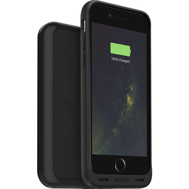 Mophie Juice Pack Wireless Battery Case for iPhone 6/6s, Black