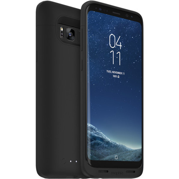 mophie juice pack for Samsung Galaxy S8+ (Black)