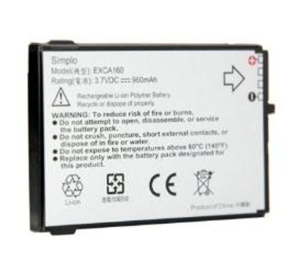 HTC EXCA160 Battery