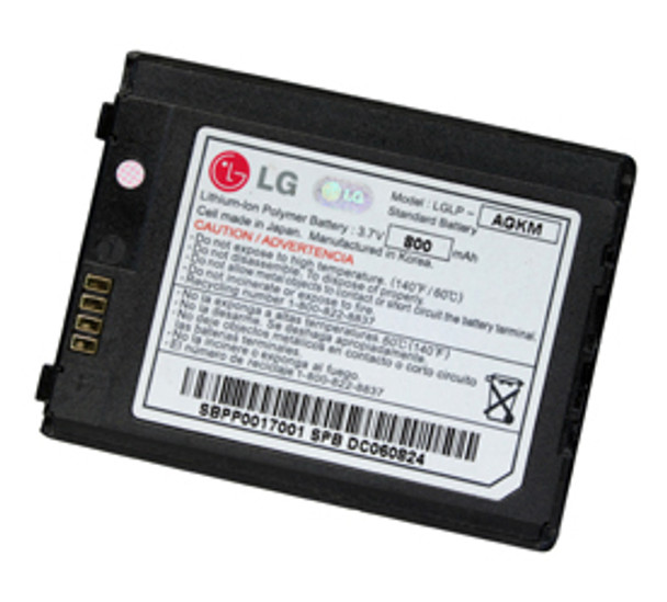 LG Black LGLP-AGKM Battery