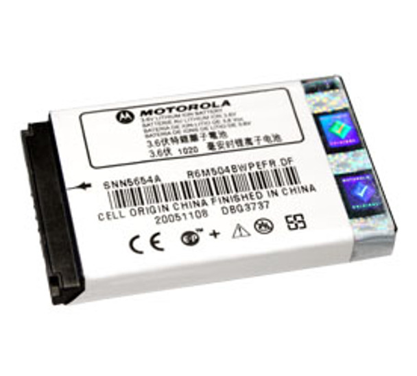 Motorola SNN5654 Battery