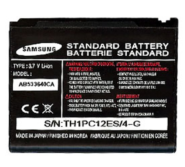 Samsung AB533640CA Battery