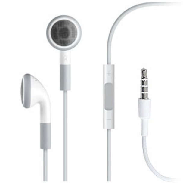 OEM Apple Earphones w/ Remote and Mic MB770G/A