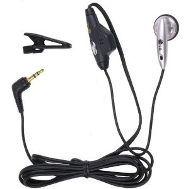 LG Hands Free 2.5mm Earbud Headset SGEY0000301