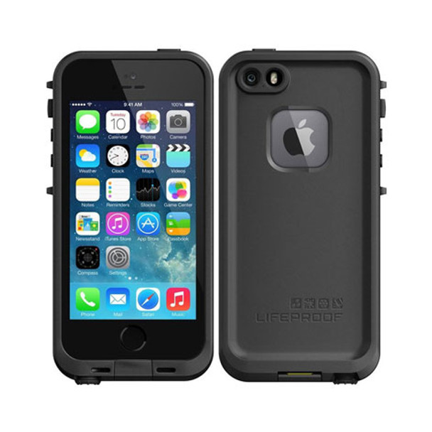 LifeProof fre Case iPhone SE/5/5s (Black)