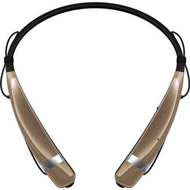 LG HBS-760 TONE PRO Bluetooth Stereo Headset (Gold)