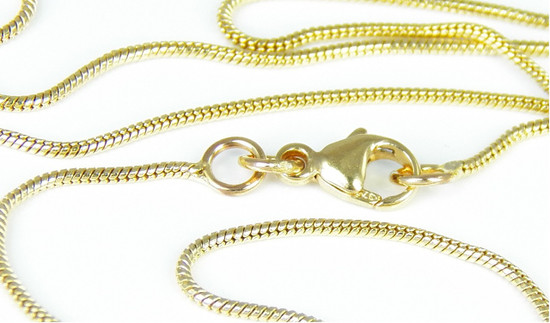 Flexible Baby Snake Chain
