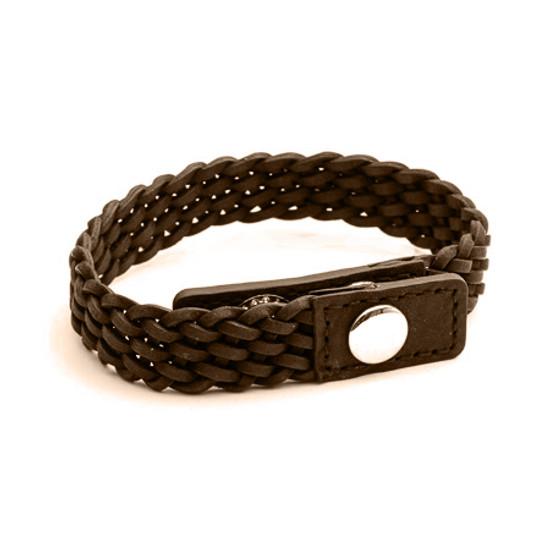 Tribal Steel XO Bracelet