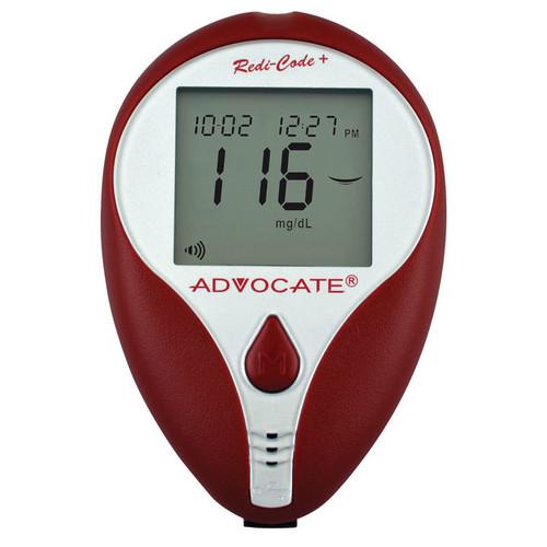 Advocate Redi-Code+ Speaking Blood Glucose Meter (894046001882)
