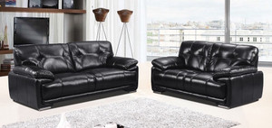 Columbia 3 and 2 Seater Fabric Sofas
