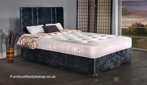 Crown Pocket Sprung Mattress
