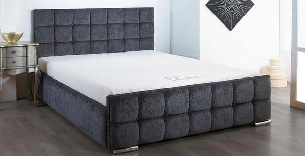 "Devon 4'6"" Double Bed"