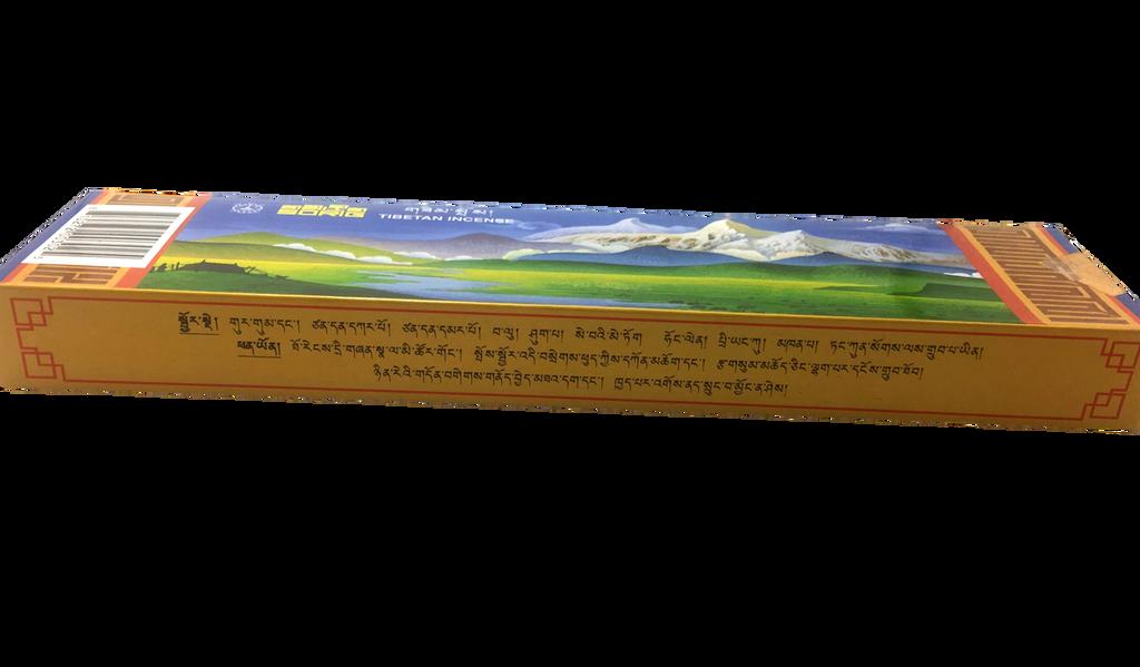 HANDMADE TIBETAN INCENSE TWIN PACK BY MEN TSE KHANG TIBETAN MEDICAL AND ASTRO