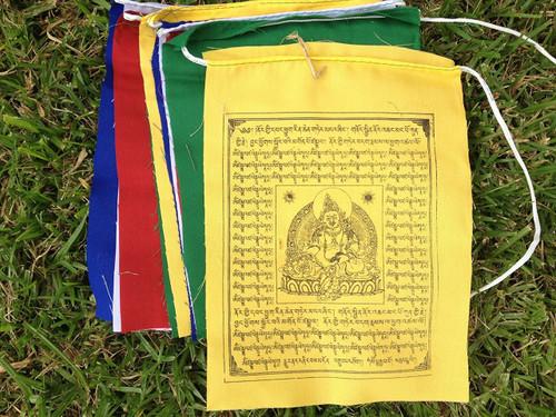Zambala Tibetan prayer flags set of 10