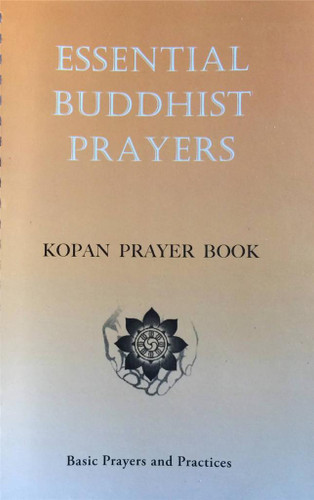 Essential Tibetan Buddhist Prayer Book in English