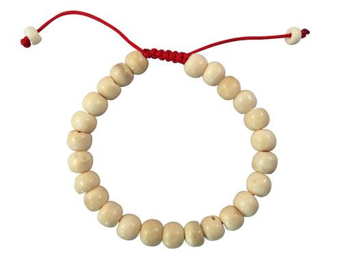 Yak bone Wrist mala bracelet