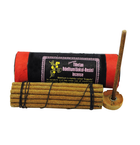 Ancient Tibetan Bdellium Gokul- Resin Incense