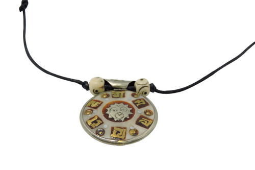 Compassionate Buddha pendant Necklace