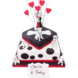 101 Dalmatians Birthday Cake
