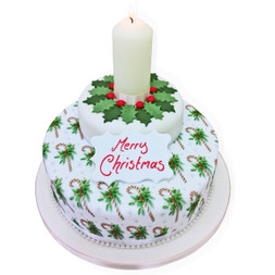 Christmas Luxury Cake