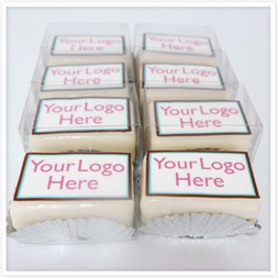 Rectangle Mini Logo Cakes