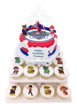 Paw Patrol Cake Tower