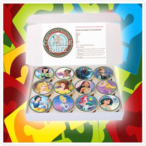Cupcake Quiz Boxsets