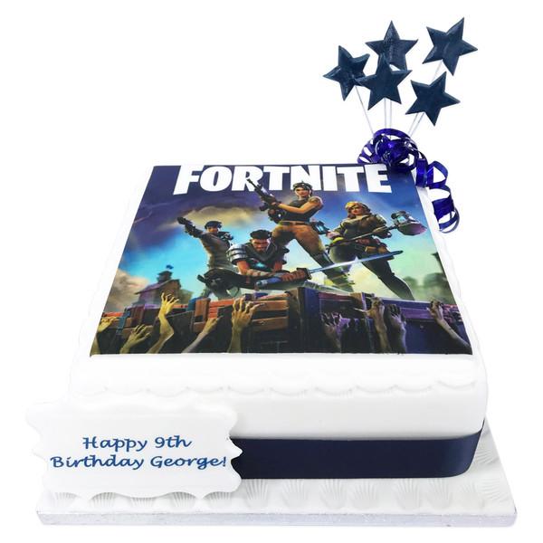 Fortnite Cake Birthday Cakes The Brilliant Bakers