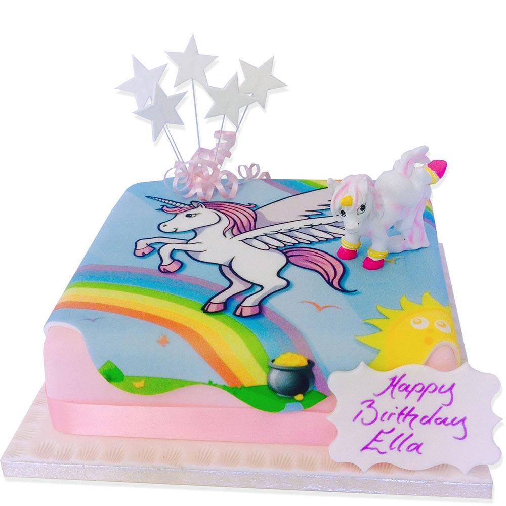 Girls Birthday Cakes Princess Cakes Fairy Cakes Mail Order Cakes