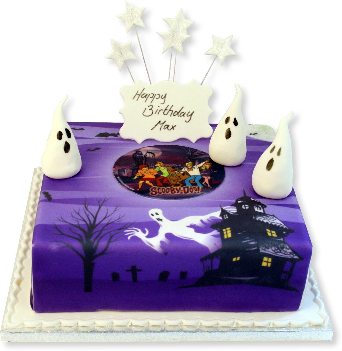 Scooby Doo Birthday Cake Boys Birthday Cakes The Brilliant Bakers