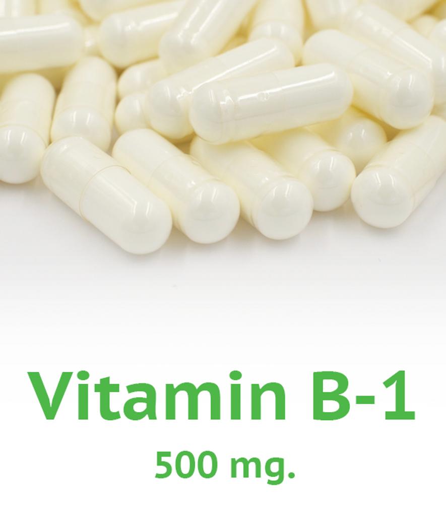 B-1 500 mg Capsule