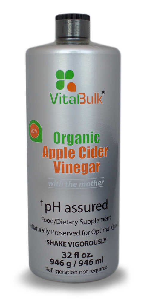 VitalBulk Organic Apple Cider Vinegar